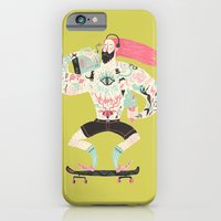 iPhone Cases featuring You be you by Karl James Mountford