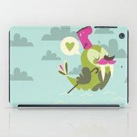 I'm The Walrus iPad Case