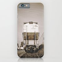 iPhone & iPod Case featuring Urban train car by Vorona Photography