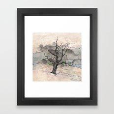 Jake's Tree Framed Art Print