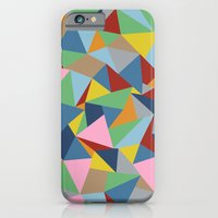 iPhone & iPod Case featuring Abstraction #4 by Project M