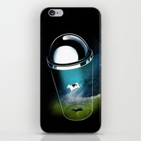 Encounters of the Dairy Kind iPhone & iPod Skin