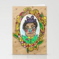 Mr. Trulala Stationery Cards