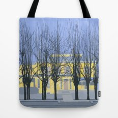 The Cumberland House Tote Bag