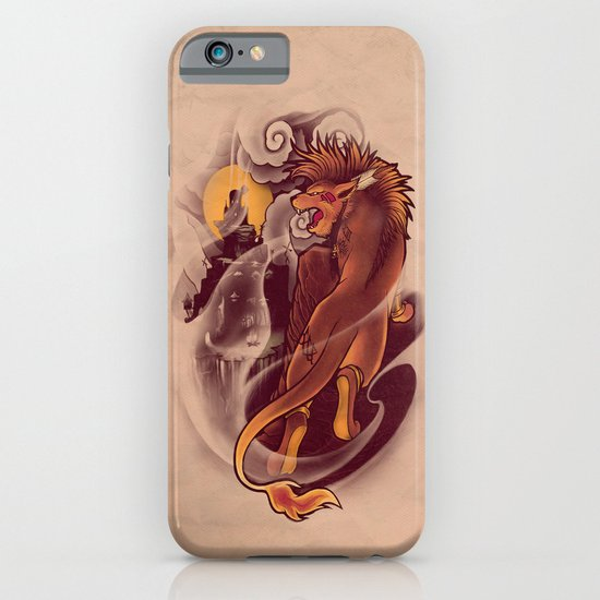 Valley of the Fallen Star iPhone & iPod Case