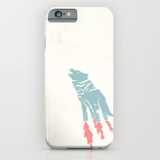 Robot Wolf-Tiger from Outer Space Slim Case iPhone 6s
