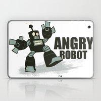 Angry Robot Laptop & iPad Skin