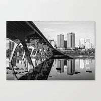 Richmond Reflections Canvas Print