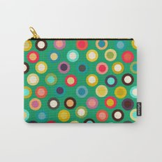 green pop spot Carry-All Pouch