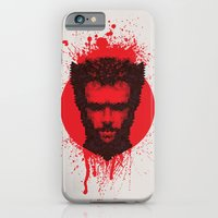 iPhone Cases featuring Logan by Fimbis