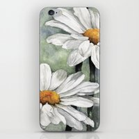 Karen's Daisies iPhone & iPod Skin