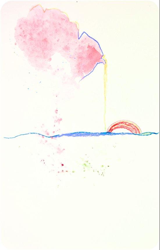 Drip Slop Art Print
