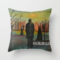 Track 2: The Path Of The… Throw Pillow