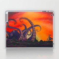 The Fight Laptop & iPad Skin