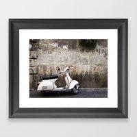 Roma Framed Art Print