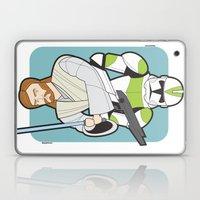 Obi-wan And Clone Troope… Laptop & iPad Skin
