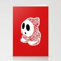 ShyGuy #CrackedOutBadGuys Stationery Cards