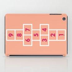 Hopscotch Pink iPad Case