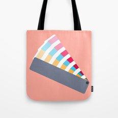 #28 Pantone Swatches Tote Bag