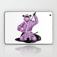 Lady Ninja Laptop & iPad Skin
