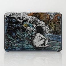 Feet of Crows iPad Case