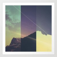 Alternate Realities Art Print