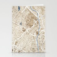 Los Angeles California C… Stationery Cards