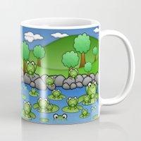 Froggies!  Mug