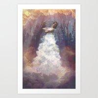 nebulae Art Print