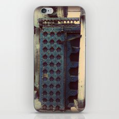 All ways are your ways, your majesty! iPhone & iPod Skin