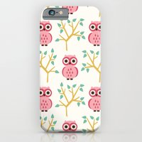 Owl Grove iPhone 6 Slim Case