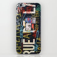 RUEDELA iPhone & iPod Skin