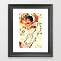 Origin Of Love #6  Framed Art Print