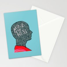 Mindfulness Grows Stationery Cards