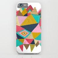 iPhone & iPod Case featuring geometric by Berreca