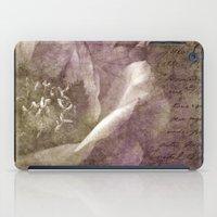 frosty eve iPad Case