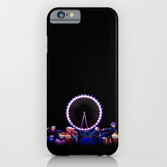 London Eye iPhone & iPod Case