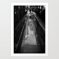 Hong Kong #54 Art Print