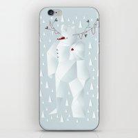 Winter Freez iPhone & iPod Skin