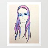 Star Maker Art Print
