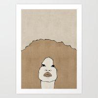 Female Two Art Print