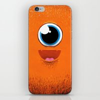 Eye Spy iPhone & iPod Skin