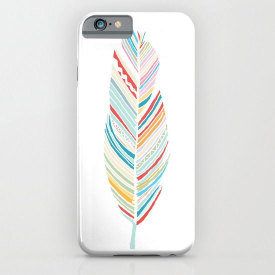 Lone Feather iPhone & iPod Case