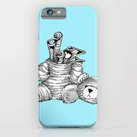 iPhone & iPod Case featuring Bearer Bonds by happytunacreative