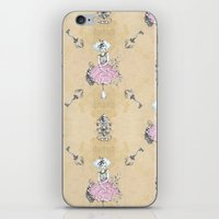 Delirose iPhone & iPod Skin