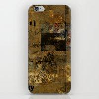 Sedimenti 68 iPhone & iPod Skin