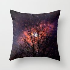 The Shaft Of The Constel… Throw Pillow