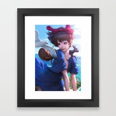 Airmail  Framed Art Print