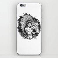 Indiana iPhone & iPod Skin