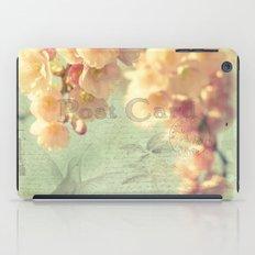 Postcard iPad Case